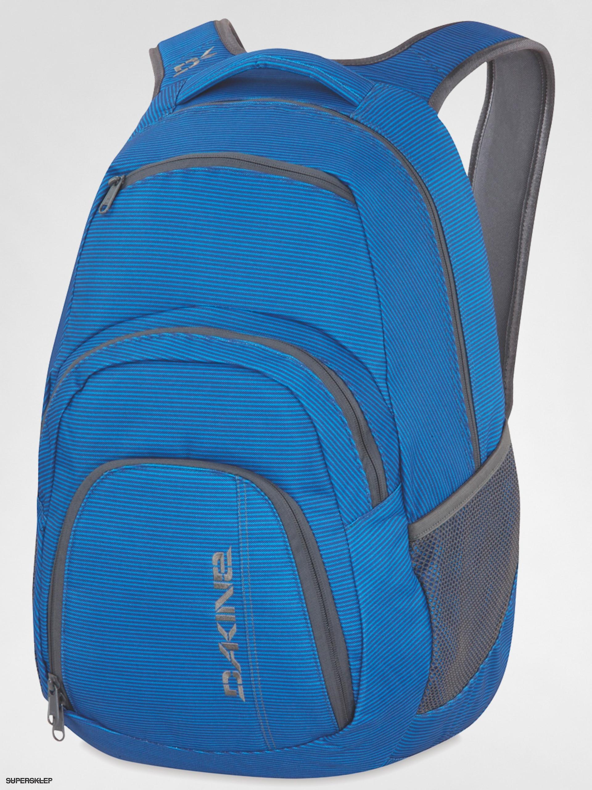 59cc279367 Batoh Dakine Campus 33L (blue stripes)