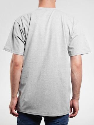 Tričko Malita T-Shirt Soccer (heather grey)