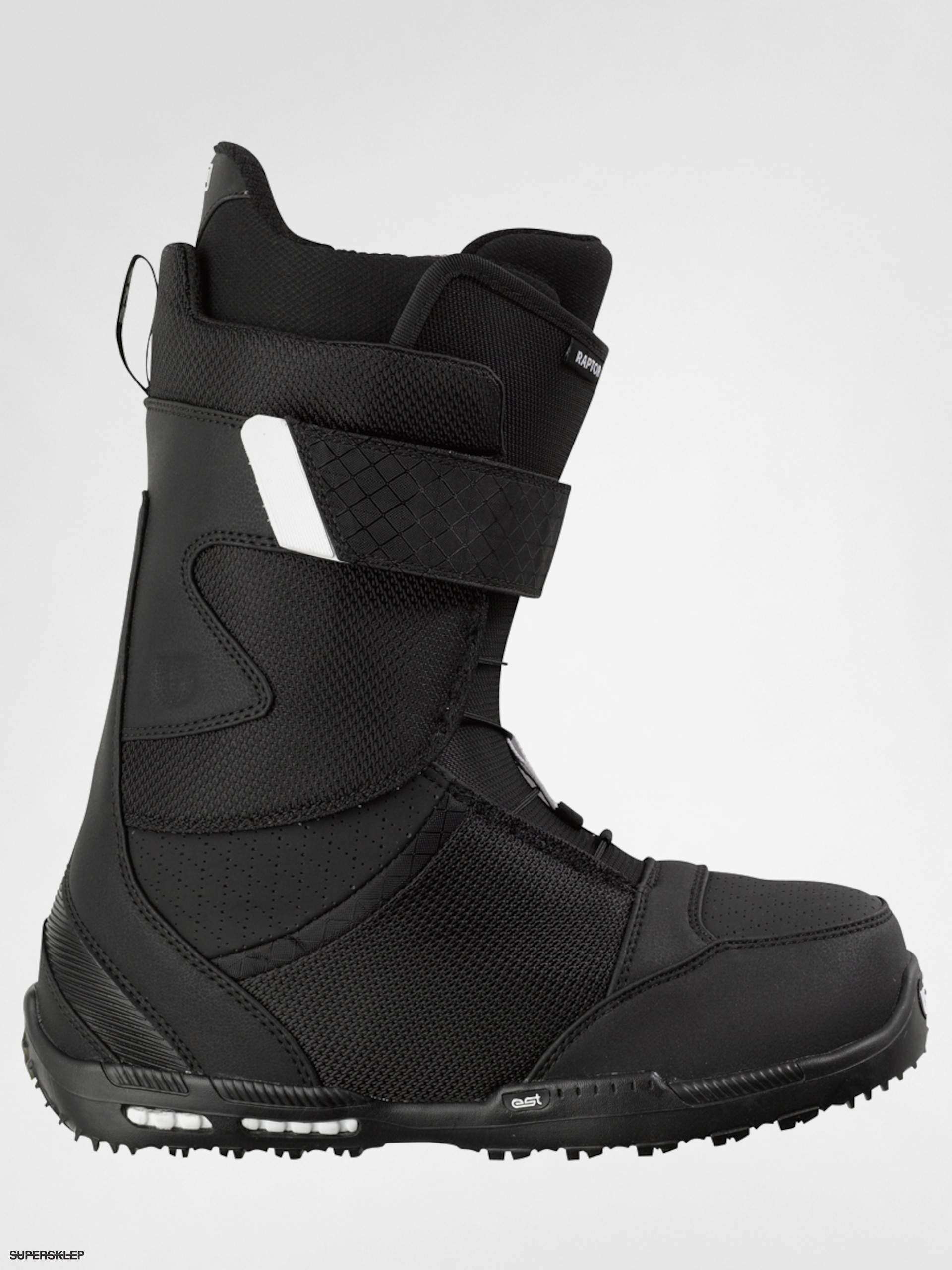 1d2e376b887 Snowboardové boty Burton Raptor (black white)
