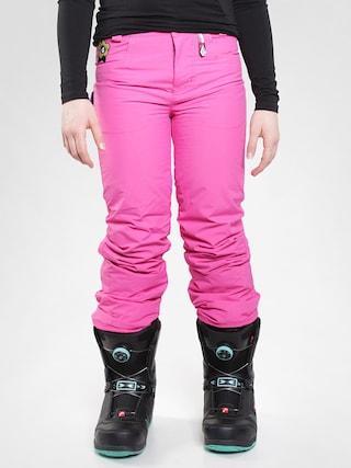 Dětské snowboardové kalhoty Volcom Tweet Ins (pink)