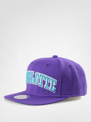 Kšiltovka Mitchell & Ness Charlotte Hornets 10 ZD