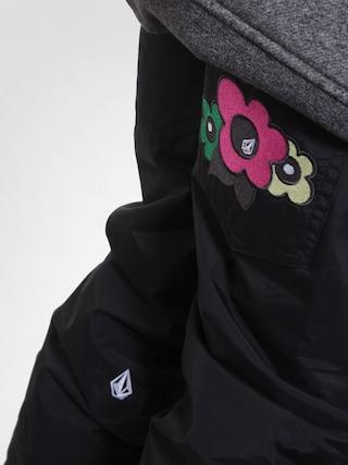 Dětské snowboardové kalhoty Volcom Tweet Ins (black))