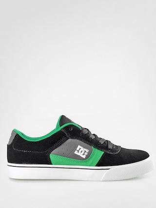 711fa34c273 Dětské boty DC Cole Pro (blk grn)