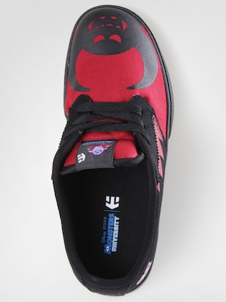 Dětské boty Etnies Disney Monsters Kids Jameson 2 (blk/red)