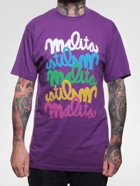 Tričko Malita Multitag
