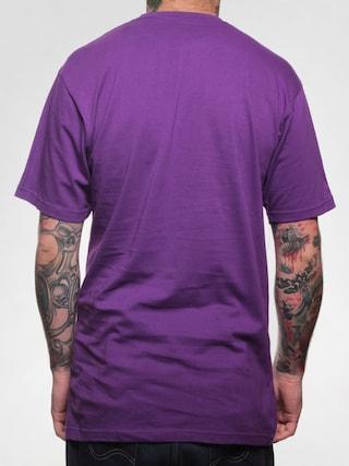 Tričko Malita Multitag (viol)