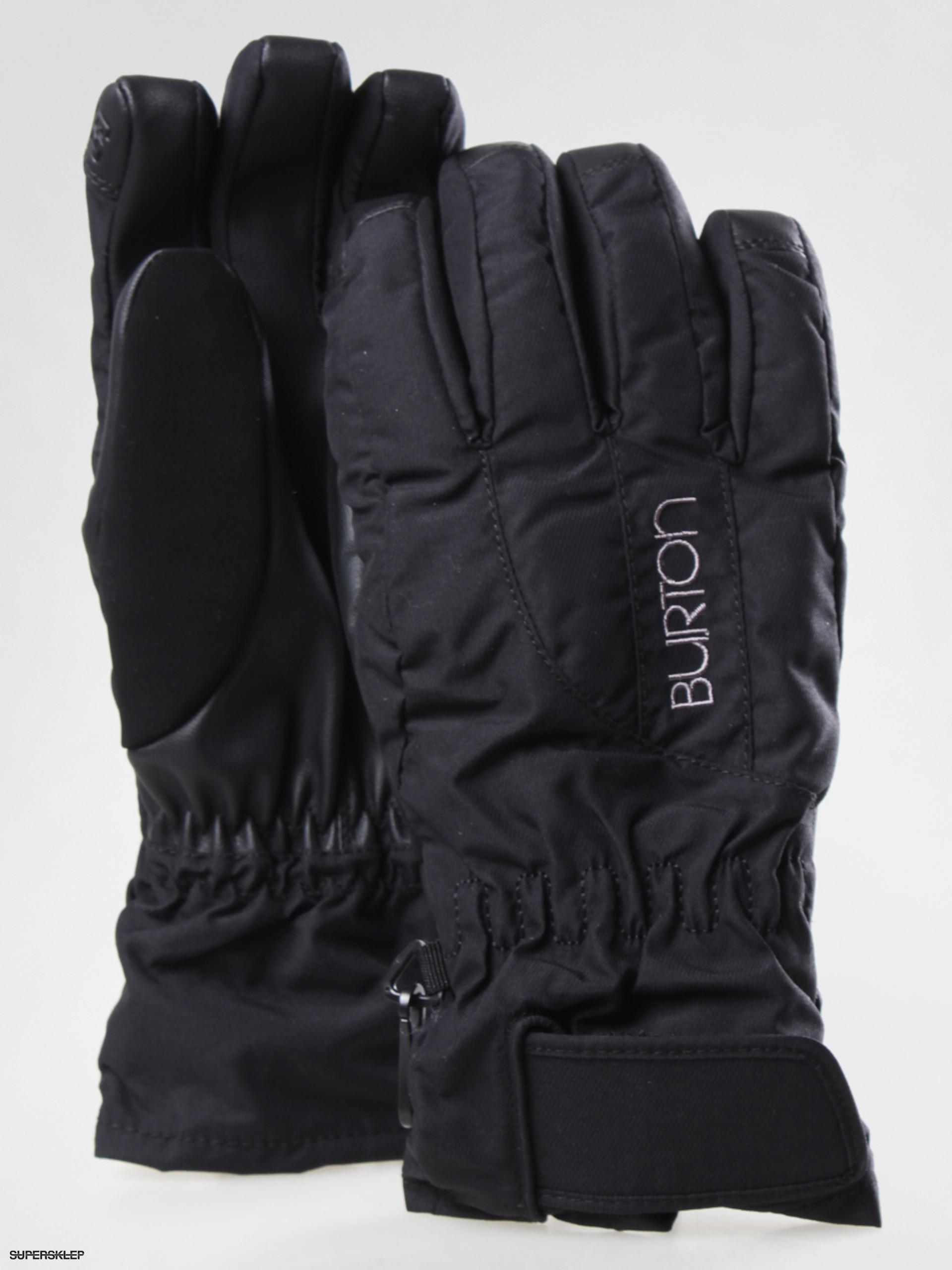 d0fff0cf51 Rukavice na snowboard Burton Profile Undgl Wmn (true black)
