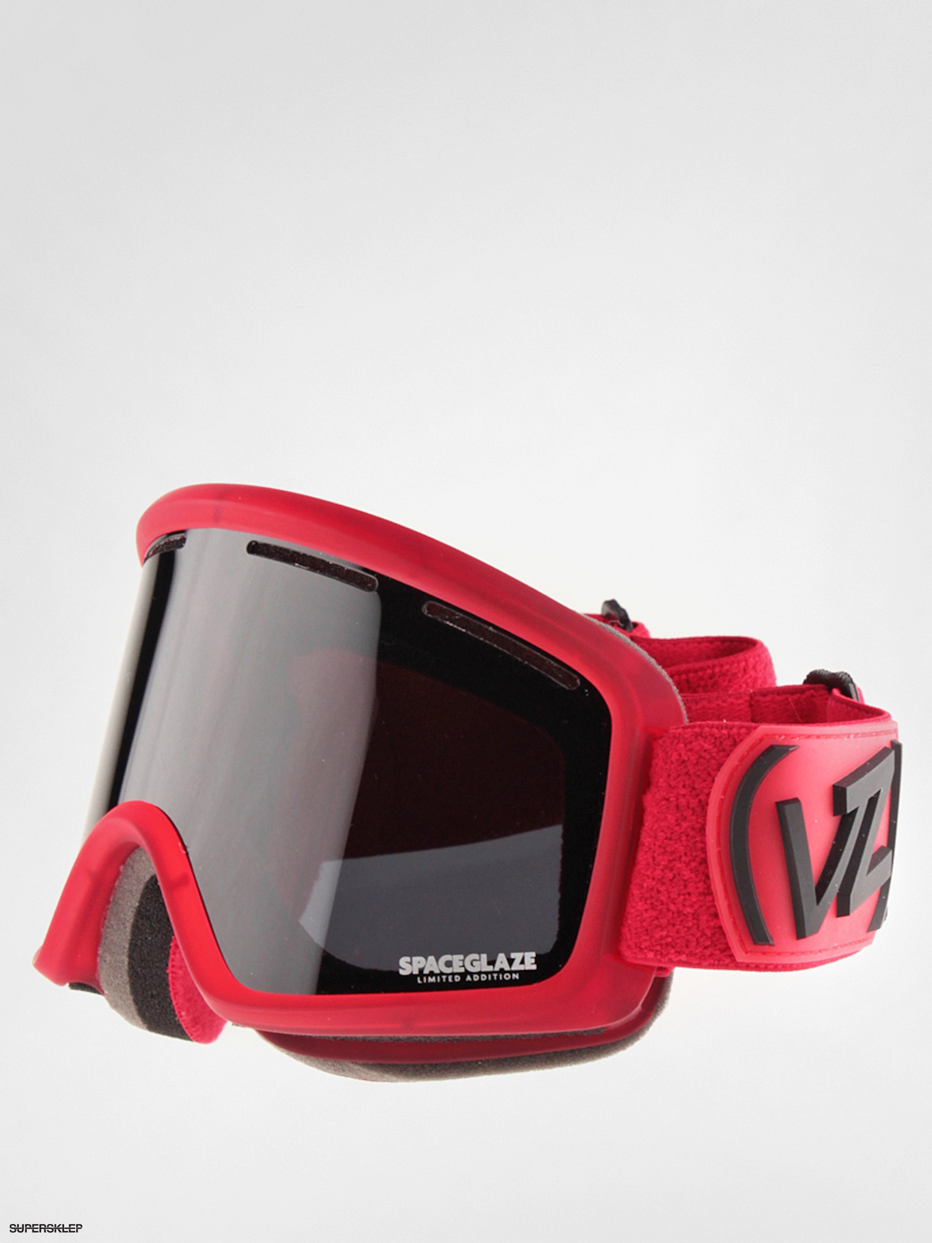 Brýle na snowboard Von Zipper Beefy (spaceglaze red/blackout)