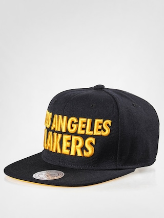 Kšiltovka  Mitchell & Ness LA Lakers 30 ZD