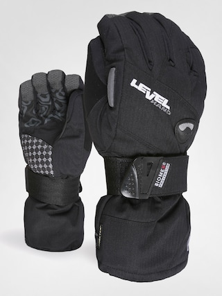 Rukavice snowboardowe Level Half Pipe XCR (black)