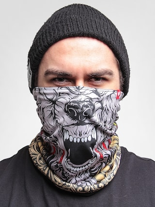 Bandana Wolface Wolf And Snake