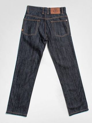 Kalhoty Element Continental F2 Boys (raw denim jeans)
