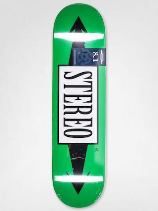 Deska Stereo Classic (green)