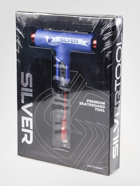 Klíč Silver Silver Tool (blue/red)