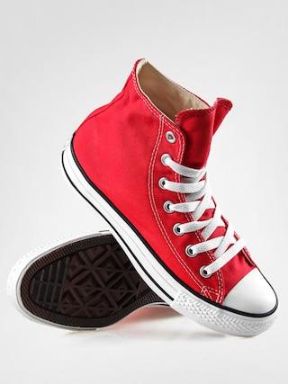 Tenisky Converse  Chuck Taylor All Star Hi (red)