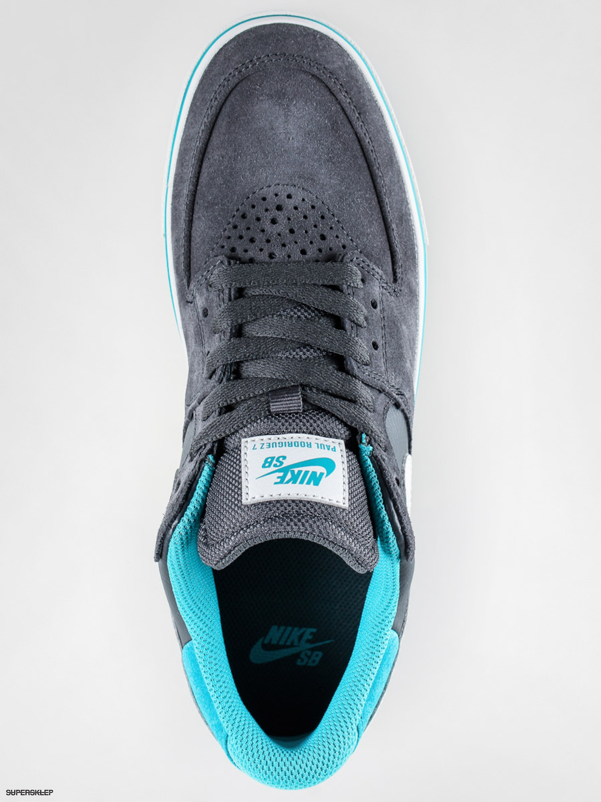 Boty Nike Paul Rodriguez 7 VR (anthracite/light bs grey ...