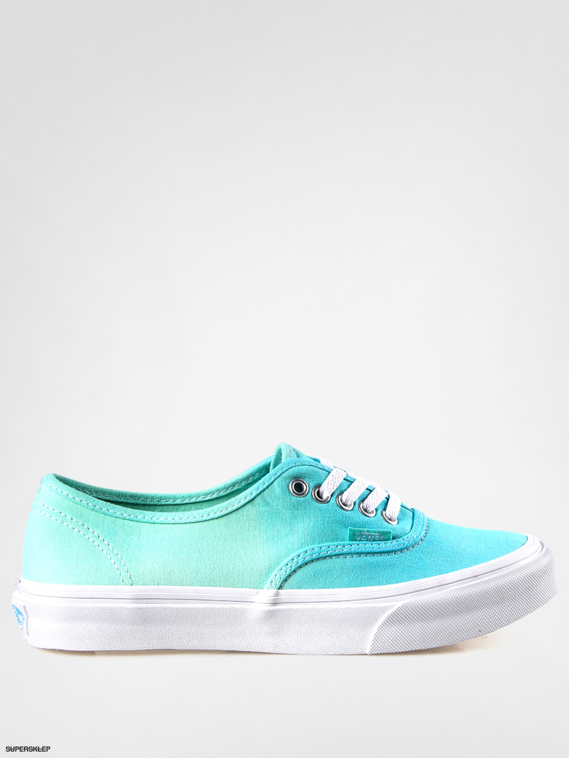 21fabda8d813ed Boty Vans Authentic Slim (ombre cloisonne icy green)