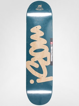 Deska Mob Skateboards Mob Tag (blue)