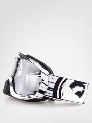 Cross brýle Dragon Vendetta (paint drip/blk/wht clear)