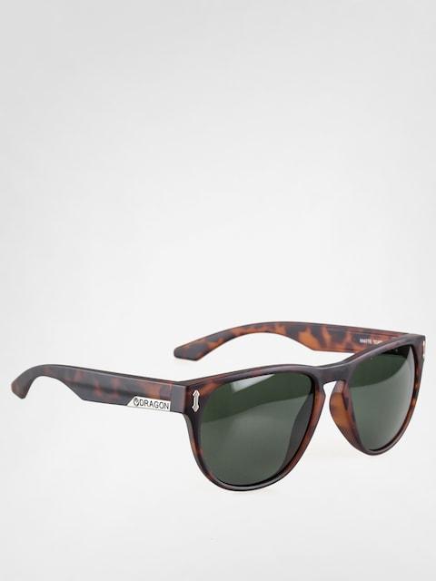 Sluneční brýle Dragon Marquis (matte tort/green g15)