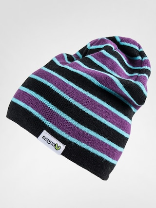 Čepice Level ET Beanie (purple)