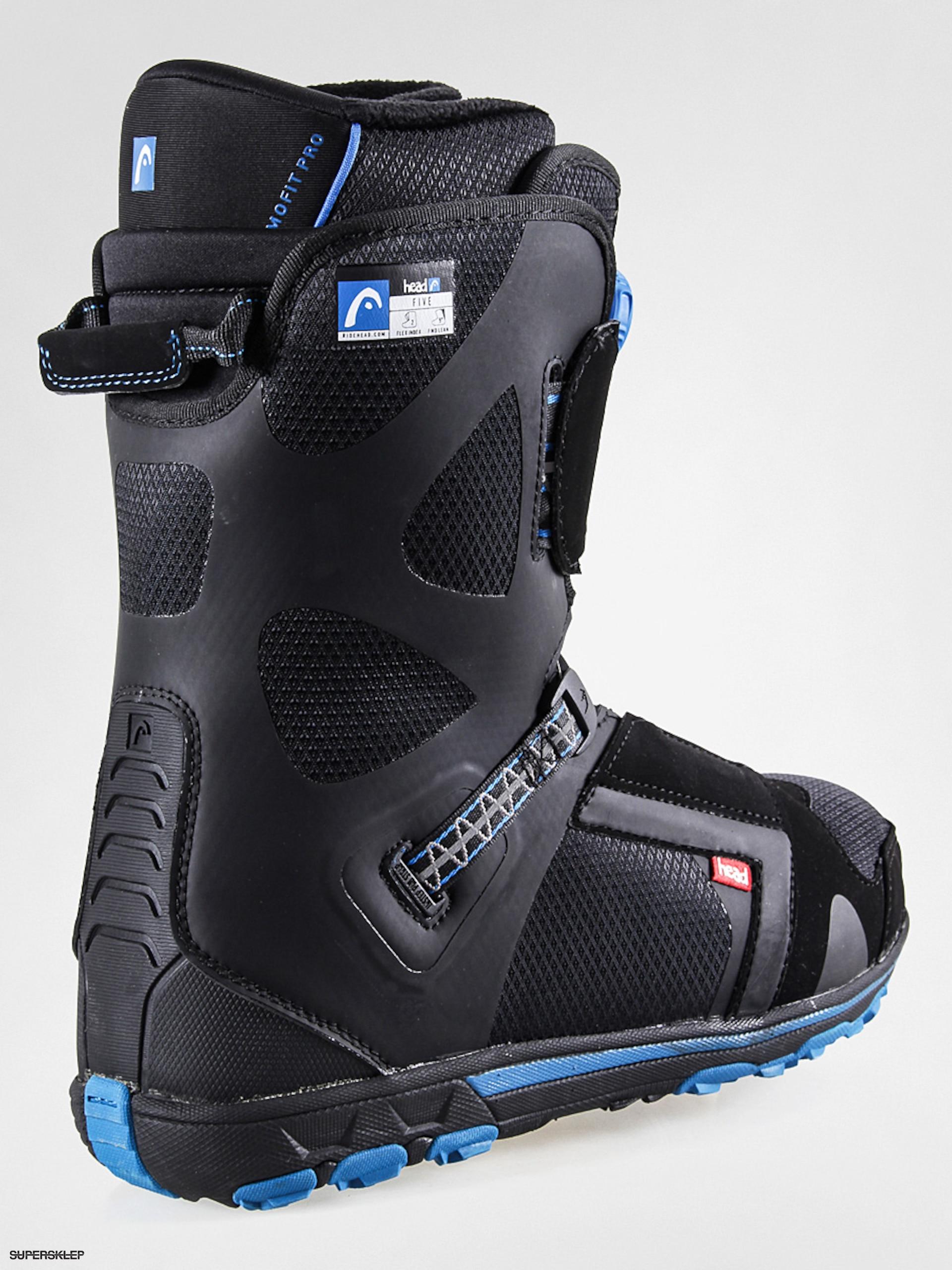 55ac033043a Boty na snowboard Head Five Boa