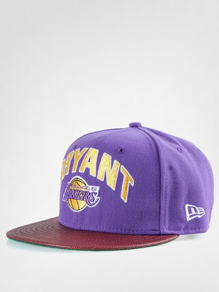 Kšiltovka  New Era NBA Players LA Lakers Bryant ZD (purple)