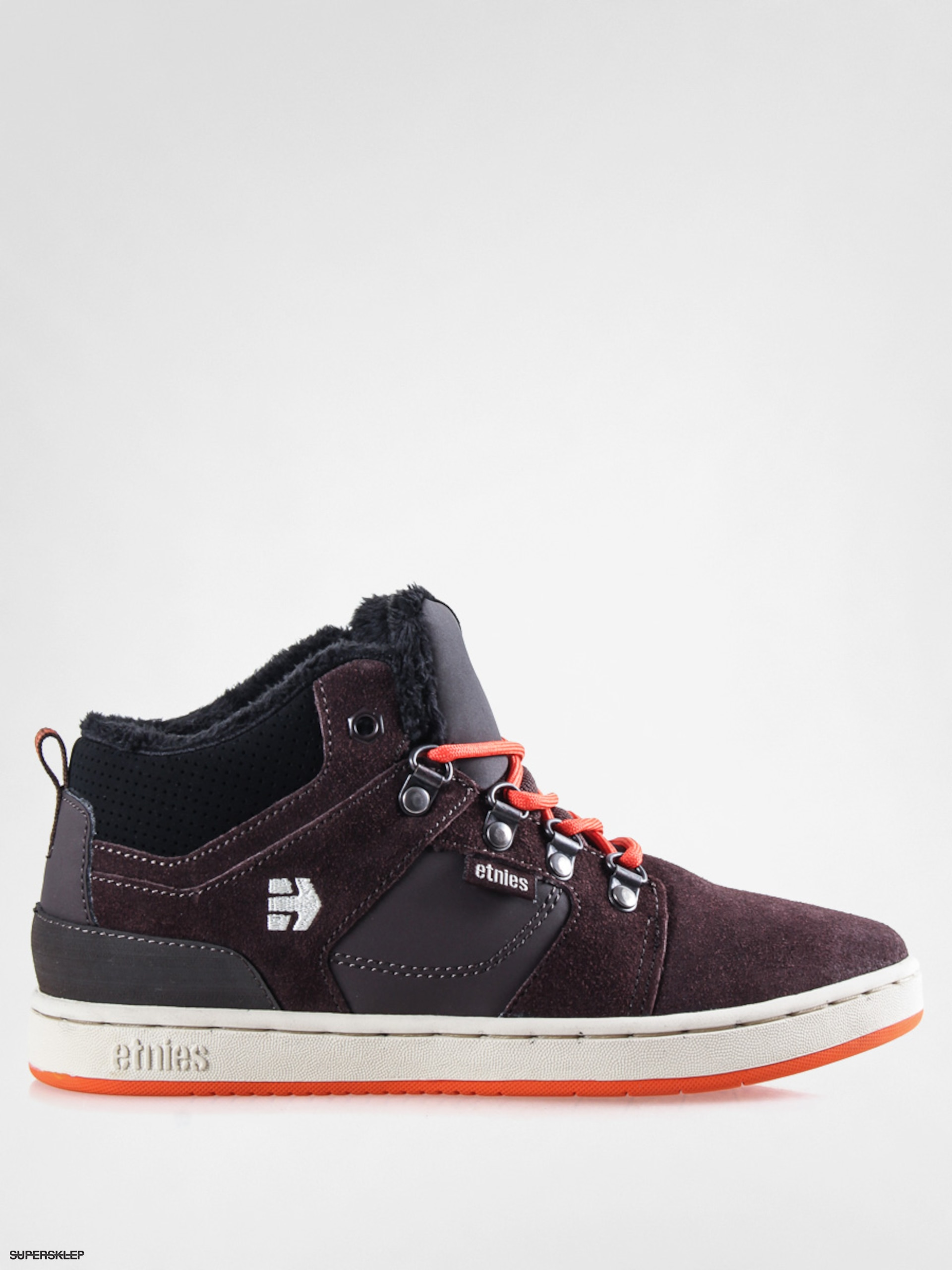 Boty Etnies Kids High Rise (brown)