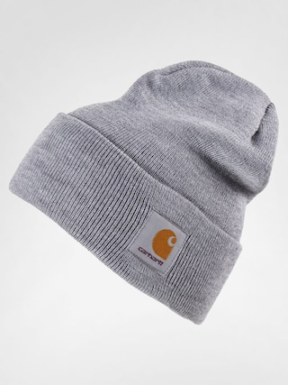 Čepice Carhartt Short Watch (grey heather)