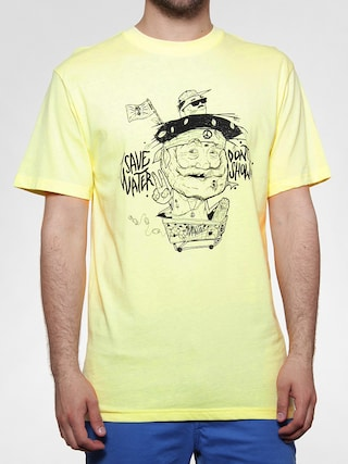 Tričko Malita Save Water (pinacolada)