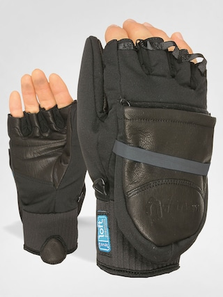 Rukavice Level Dual Mitt (black)
