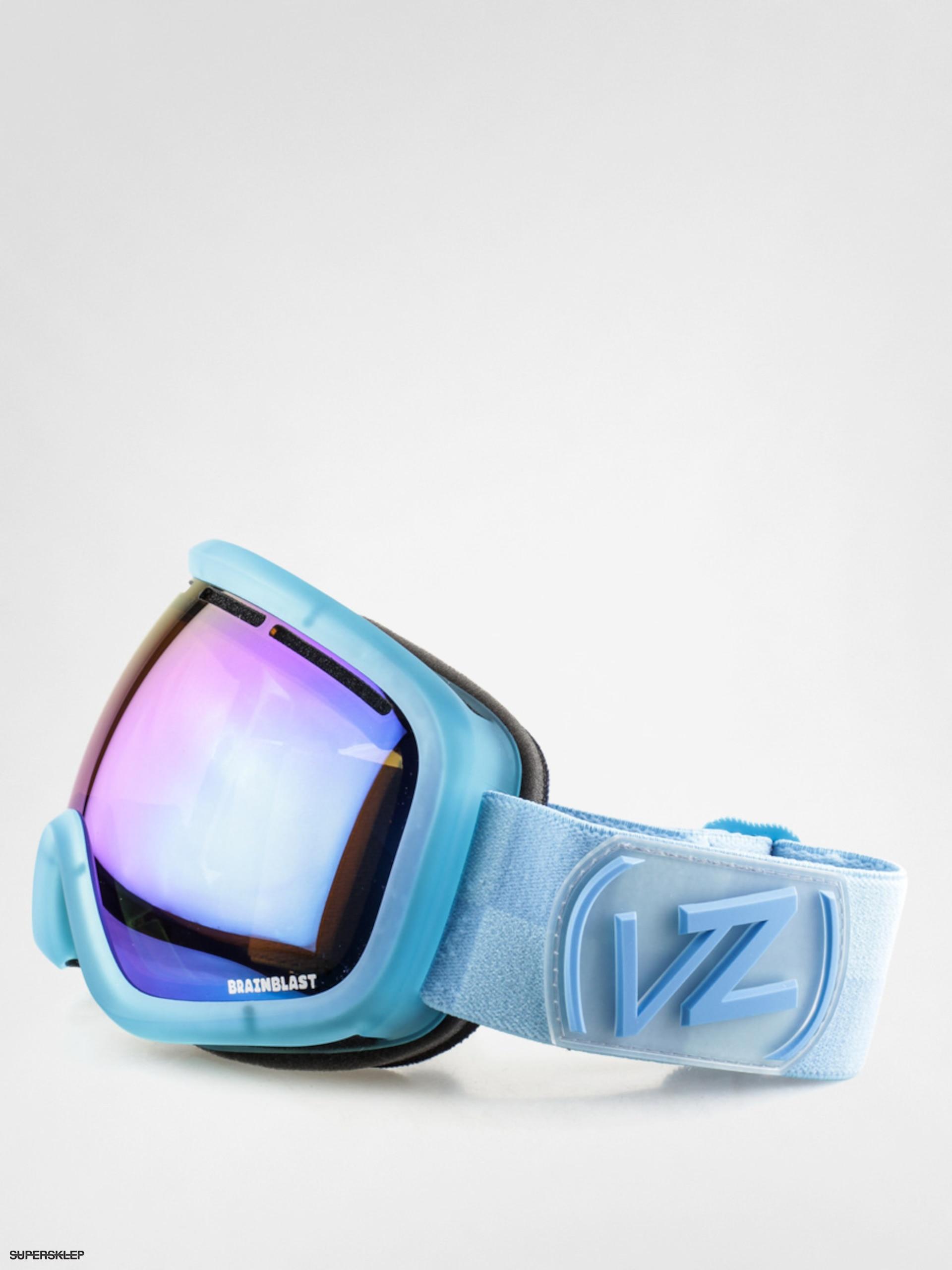 9df9680be9e4 Brýle na snowboard Von Zipper Skylab (brainblast light blue sky chrome)