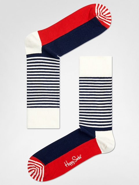 Ponožky Happy Socks Stripe Half