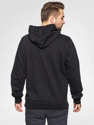 Mikina s kapucí Dickies Nevada HD (black)