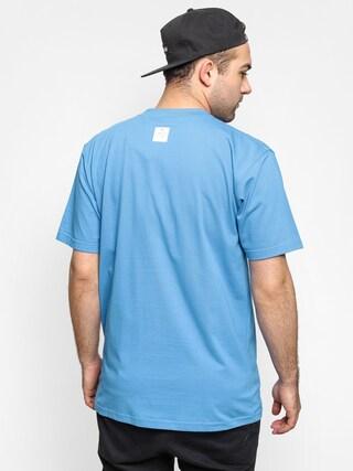 Tričko MassDnm Base (blue)