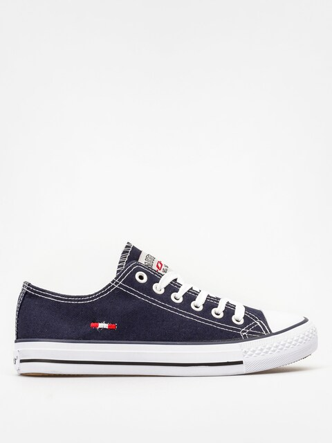 Boty Smith's Mas 004 (dark blue)