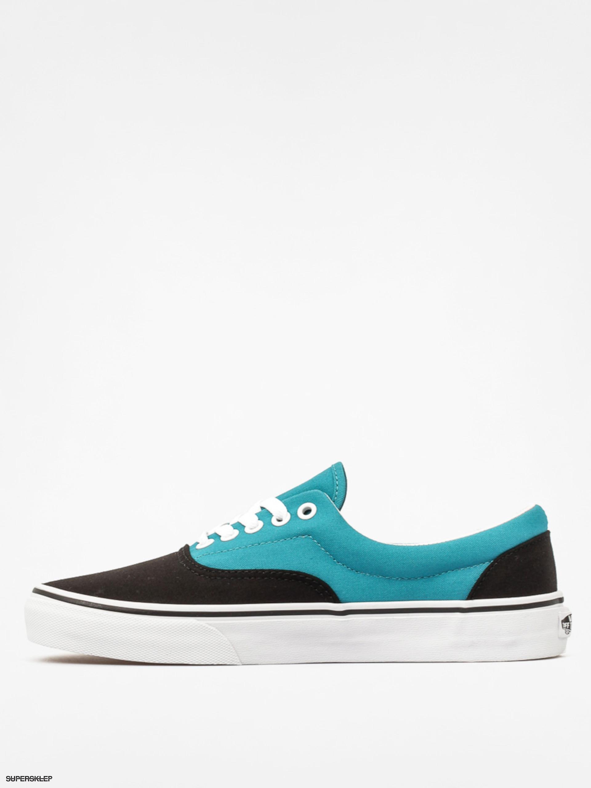 65f1344e1f3 Boty Vans Era (pop black pagoda blue)