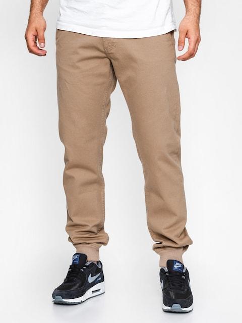 Kalhoty MassDnm Classic Jogger (khaki)