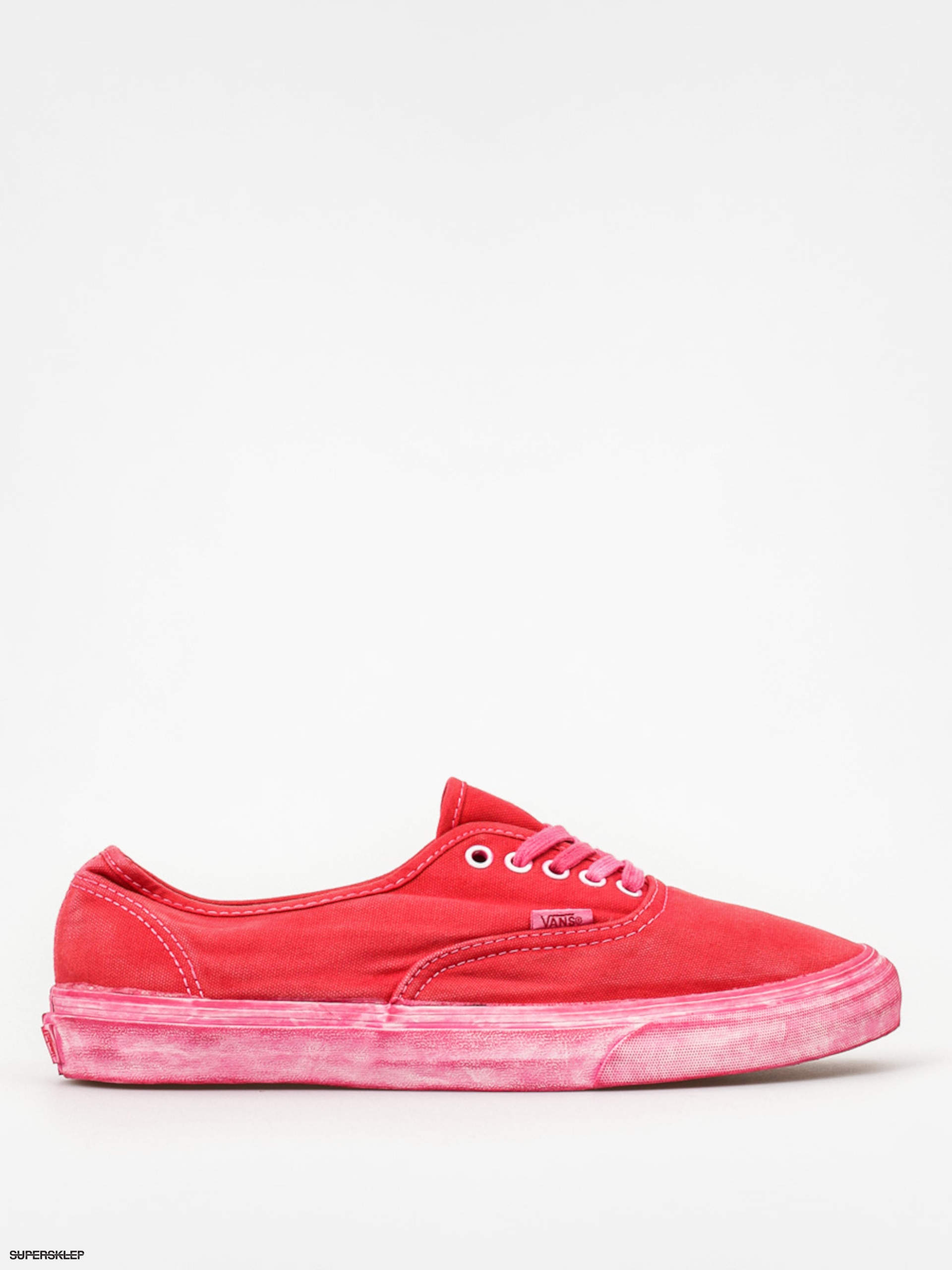 18bc04cb72 Boty Vans Authentic CA (over washed chili pepper)