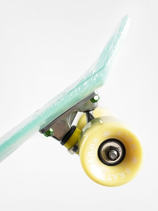 Cruiser Fish Skateboards 02 (mint/yellow/silver)