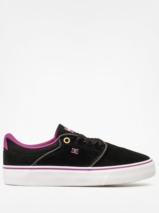 Boty DC Mike Taylor Vulc Wmn (black/purple)