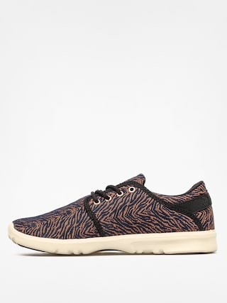 Boty Etnies Scout Wmn (black/brown)