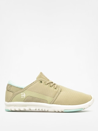 Boty Etnies Scout Wmn (olive/white)