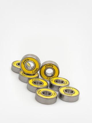 Ložiska Andale 01 Abec 5 (yellow)
