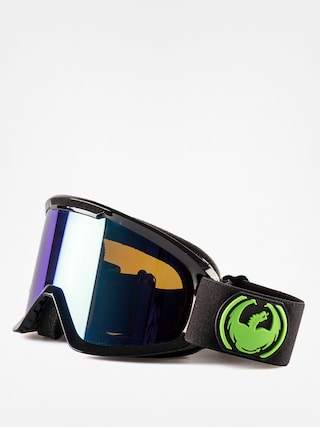 Brýle na snowboard Dragon DX2 One (jet green ion+yell/blue ion)