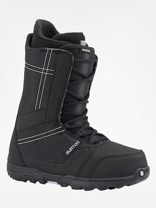 Boty na snowboard Burton Invader (black)