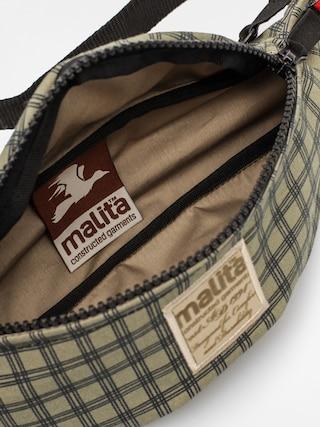 Ledvinka Malita Classic Checked (khaki)