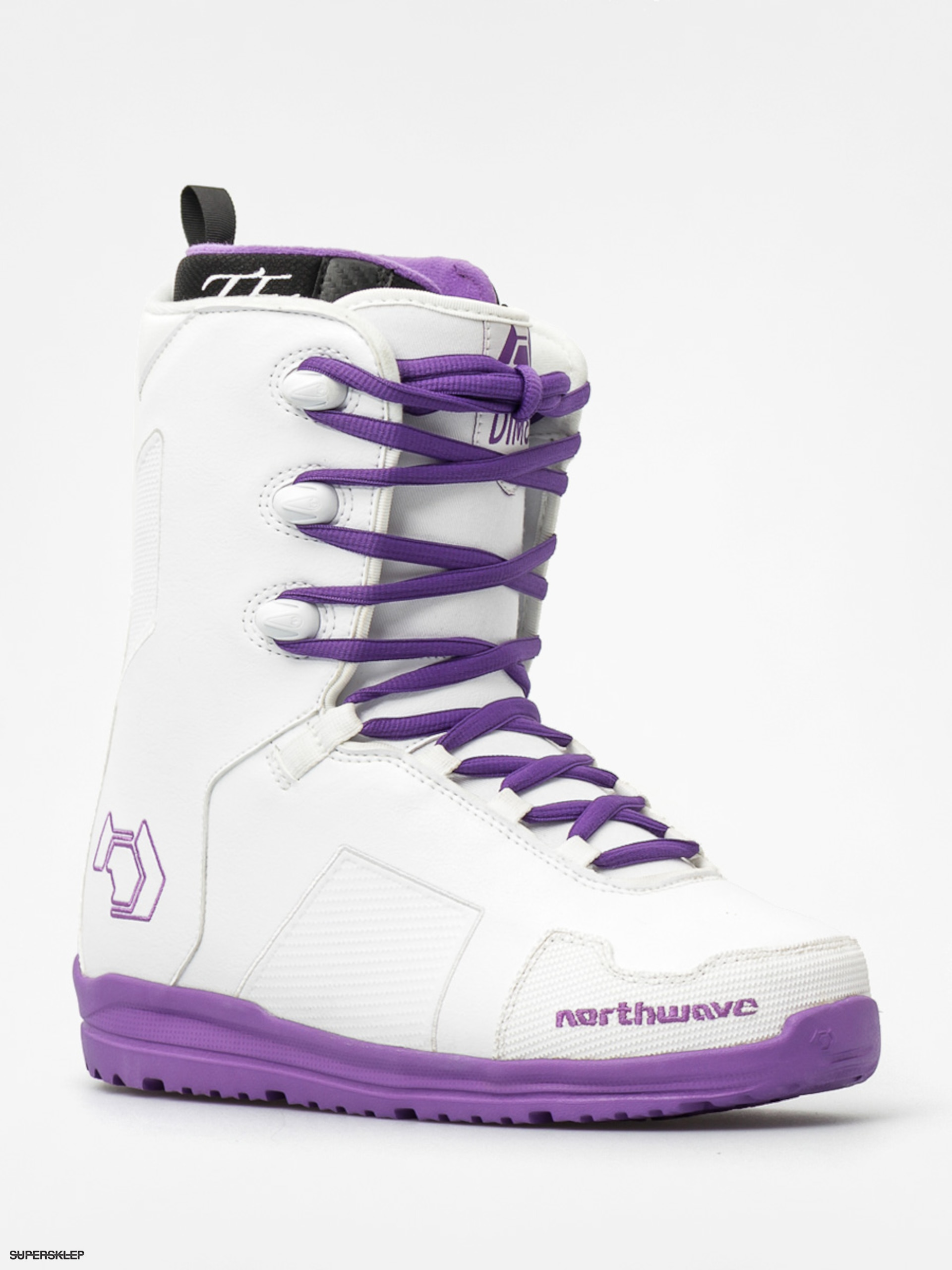 Boty na snowboard Northwave Dime Wmn (white) 71f015898d2