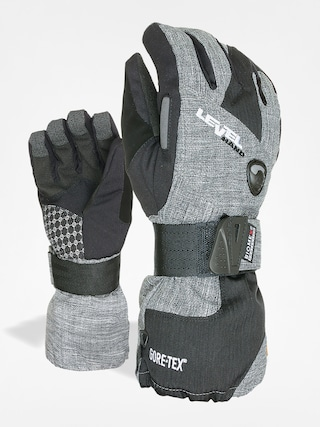 Rukavice Level Half Pipe Gore Tex (anthracite)