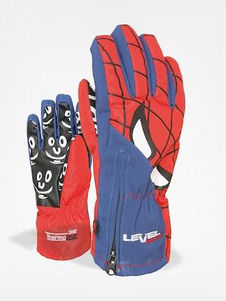 Dětské rukavice Level Lucky (blue)